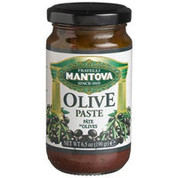 Mantova Olive Paste, 6.5-Ounce Bottles (Pack of 4)