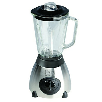 Kalorik S.S Blender with Glass Jar