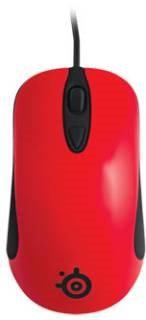 SteelSeries Kinzu V2 Pro Optical Mouse, Red