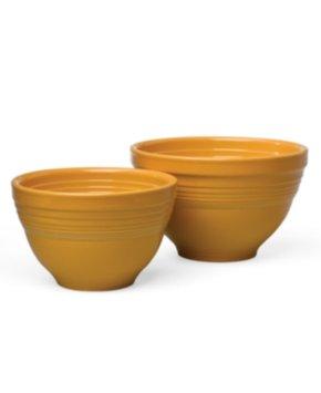 Fiesta Set of 2 Baking Prep Bowls - Retired Colors