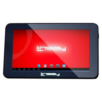 Linsay LINSAY 7'' Dual Core CPU 1024 x 600 Resolution 512 MB RAM Tablet -