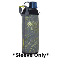 Nalgene 341659 On-The-Go Bottle Sleeve - Gray