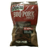 Oh Boy! Oberto BBQ Pork Jerky 9 Oz (Pack of 2)