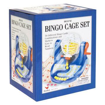 Games - Age 6 - 9 Bingo Cage Set(Case of 12)