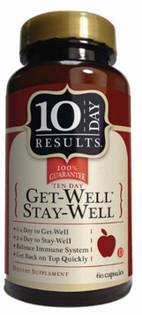Ten Day Results Get Well Stay Well