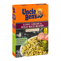 Uncle Ben's Long Grain & Wild Rice Blend Restaurant Recipe