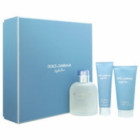 Dolce & Gabbana Light Blue Gift Set for Men