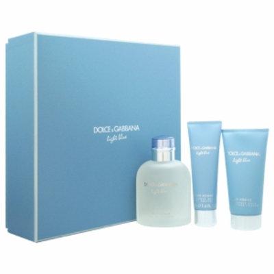Dolce & Gabbana Light Blue Gift Set for Men