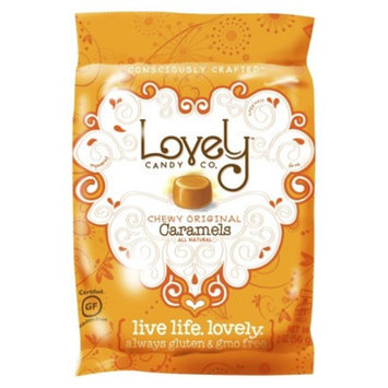 2 oz Lovely Candy Company Caramels