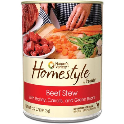 Nature's Variety Homestyle, Beef Stew, 13.2 oz. Can