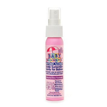 Baby Blanket Sunscreen Spray for Babies Scalp