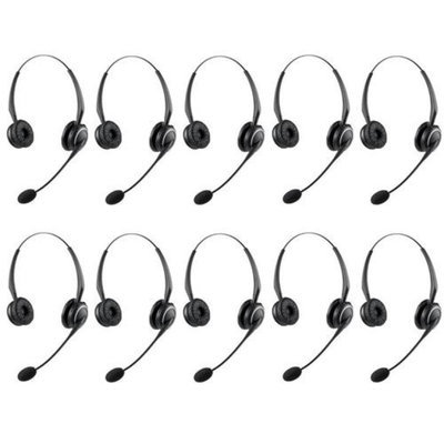 Jabra Spare GN9125 Flex Duo NC (10-Pack) Spare Stereo Wireless Headset