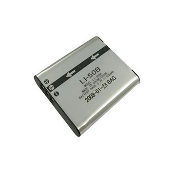 Battery for Olympus LI50B Camera Batteries