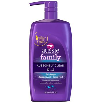 Aussie Family Aussomely Clean