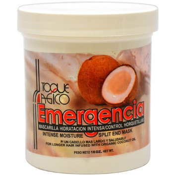 Unisex Toque Magico Emergencia Intense Moisture Split End Mask 16 oz