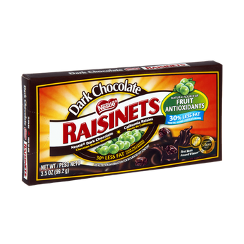 Nestlé Dark Chocolate Raisinets California Raisins