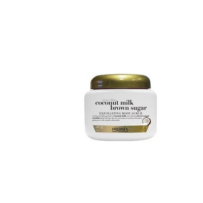 OGX® Ever Slim Coconut Milk Brown Sugar Body Scrub