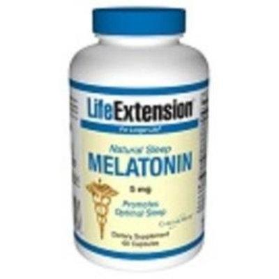 Life Extension, NATURAL SLEEP 5MG 60 CAPSULES