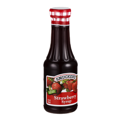 Smucker's Syrup Strawberry