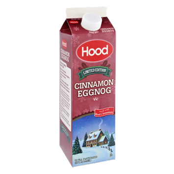 Hood Limited Edition Cinnamon Eggnog