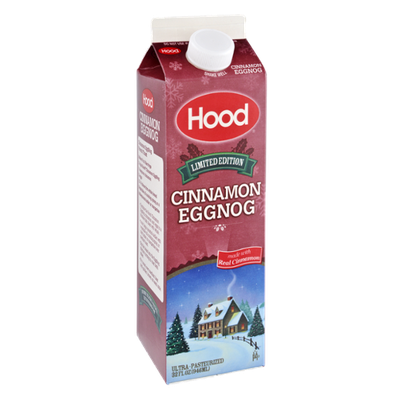 Hood Limited Edition Cinnamon Eggnog