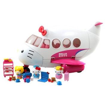Hello Kitty Jet Plane Play Set