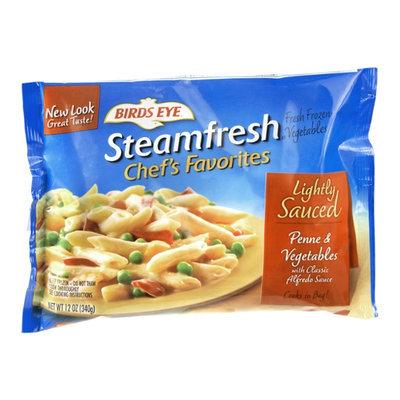 Birds Eye Steamfresh Chef's Favorites Penne & Vegetables with Alfredo Sauce