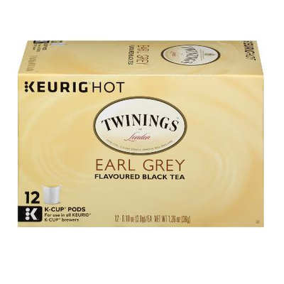 TWININGS® OF London Earl Grey K-Cup® Pods
