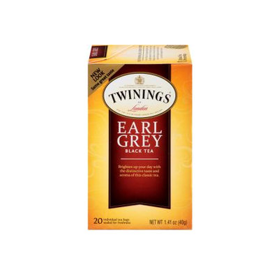 TWININGS® OF London Earl Grey Tea Bags