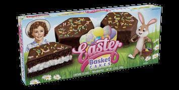 Little Debbie® Chocolate Easter Basket Cakes