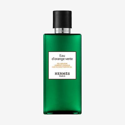 Hermès Eau D'orange Verte Hair And Body Shower Gel