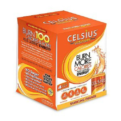 Celsius Fitness Drink