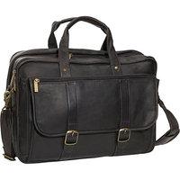 David King & Co. Expandable Laptop Briefcase