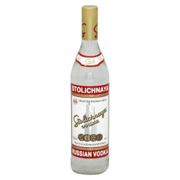 Stolichnaya Russian Vodka 750 ml