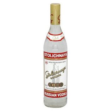 Stolichnaya Russian Vodka 750 ml