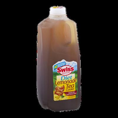 Swiss Premium Diet Lemonade Tea Cooler