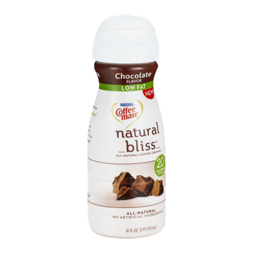 Nestlé Coffee-Mate Natural Bliss Coffee Creamer Chocolate Flavor