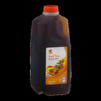 Ahold Iced Tea Peach Flavored