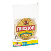 Mission Yellow Corn Tortillas Extra Thin - 24 CT