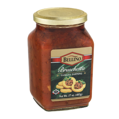 Bellino Bruschetta Tomato Topping