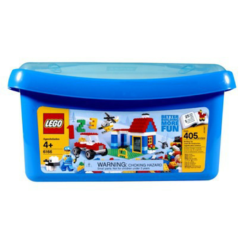 LEGO Ultimate Building Set 6166