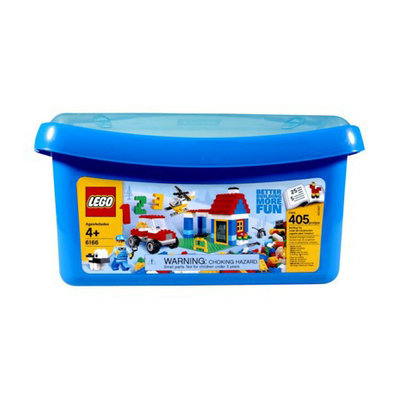 LEGO Ultimate Building Set 6166
