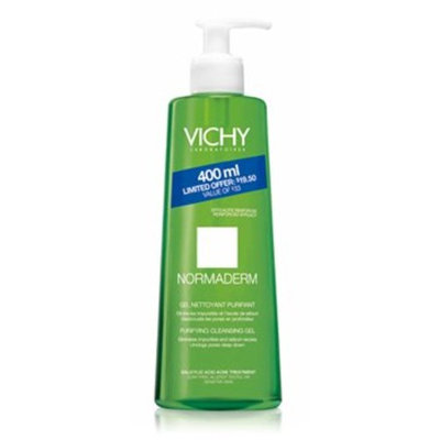 Unknown Vichy Normaderm Purifying Deep Cleansing Purifying Gel 400 Ml