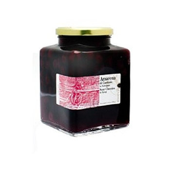 Morello Austera Sour Cherries in Syrup, 11.6 Ounce