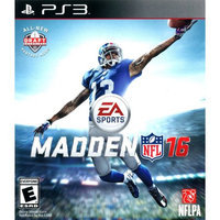 Electronic Arts Madden NFL 16 (PS3) - Pre-Owned