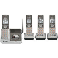 AT&T Cordless Phone System with Caller ID & Digital Answering System 4 Handsets