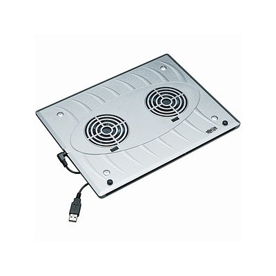 Tripplite Notebook Laptop Cooling Pad With 2 Built-In USB-Powered Fans Nc2003SR