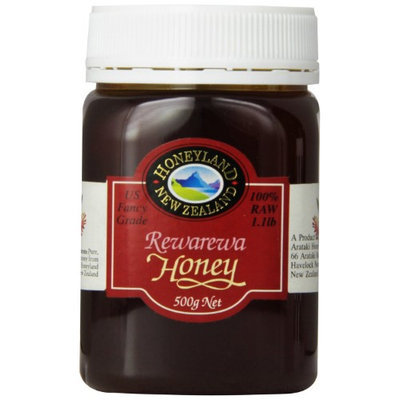 Pacific Resources HL80078 Honeyland Rewarewa Honey