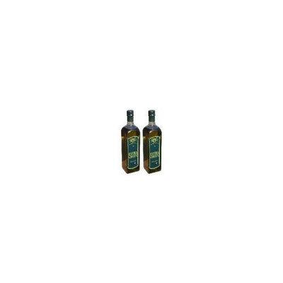 Martinis Greek Extra Virgin Olive Oil, 2 X 1 Liter