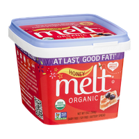 Melt Organic No Soy Buttery Spread Honey